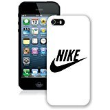 Fashion Designed For Iphone 5/5S Phone Case coque Cover With Nike 27 White For Iphone...