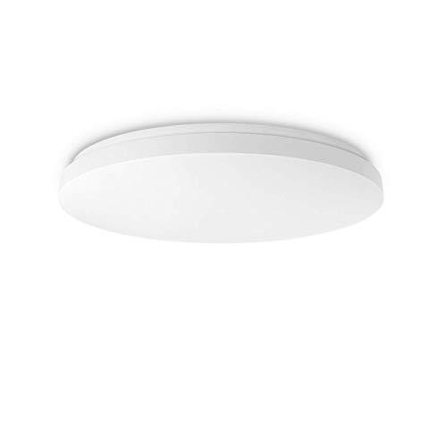18W LED Deckenleuchte Aufbau 4000K Neutralweiß, rund ø28 cm, wasserdicht IP44 Deckenlampe fürs Bad Wohnzimmer Schlafzimmer Küche Treppen Flur Korridor - LVWIT