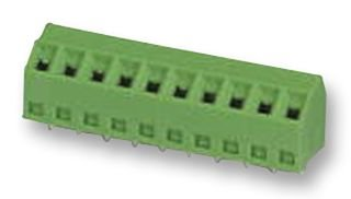 TERMINAL BLOCK, WIRE TO BRD, 4POS, 16AWG SMKDS 1/ 4-3,5 By PHOENIX CONTACT