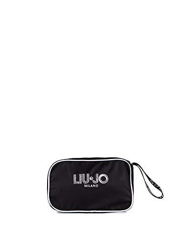 Liu-jo t19140t0300 pochette accessori nero pz.