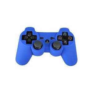 Speedlink Silikon Schutzhülle für den Playstation 3/PS3 Controller, blau