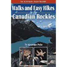 Walks & Easy Hikes in the Canadian Rockies