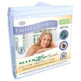 Protect-A-Bed AllerZip Smooth Waterproof...