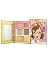 BENEFIT the complexionista complete palette TRAVEL SIZE complete palette to conceal, contour, highlight & bronze worth £44.32 LIMITED EDITION