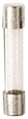 Bussmann BP/AGC-15 15 Amp Fast Acting Glass Tube Fuse by Bussmann -