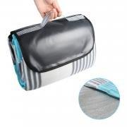 Preisvergleich Produktbild Flyelf Picknickdecke Campingdecke Reisedecke Ausflug Stranddecke Wasserdicht 200x200cm Grün