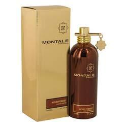 Montale Aoud Forest Eau De Parfum Spray (Unisex) By Montale - 3.4 oz -