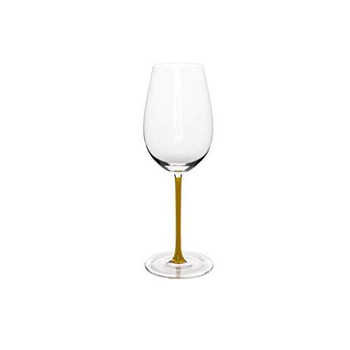 Boîte de Cadeau de Verres à Vin Rouge en Cristal Transparent de Bordeaux Emballant L'hôtel de Maison Grand Gobelet Idéal pour Les Cadeaux D'anniversaire ou de Mariage (101ML-550ML)