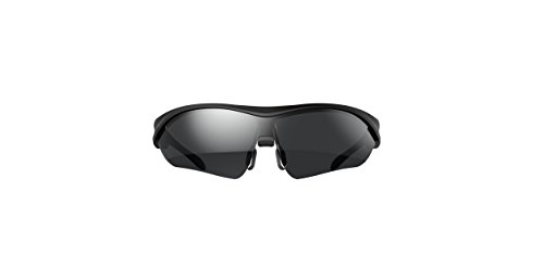 PRECORN Bluetooth Sunglasses Bluetooth Smart Sport Sunglasses High Quality Stereo Bluetooth Headset Brand new Touch-Control-Technology Modern and stylish frame in black of the brand PRECORN