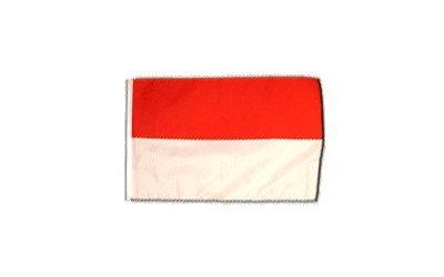 Fahne Flagge Indonesien 30 x 45 cm -