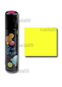 spray colorant fluo pour cheveux jaune - Spray Colorant Cheveux