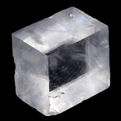 Ice calcite