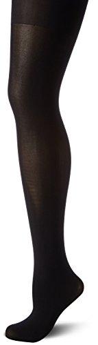 Ulla Popken Große Größen Damen Strumpfhose, Push Up, 50 Den, Schwarz (Schwarz 10), XXXXX-Large (Herstellergröße: 60+)