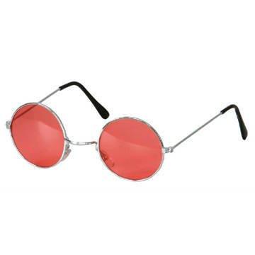 Aptafêtes–Gafas Hippies multicolor rojo talla única