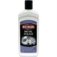 Weiman Metal Polish 8oz bottle by Weiman Products Llc