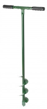 Ribiland - prtarman150 - Tarière manuelle 100cm diam. 15cm