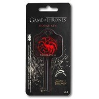 Game Of Thrones - TARGARYEN - UL2 House Key, will need to be cut