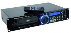 OMNITRONIC XCP 1400   REPRODUCTOR DE CD