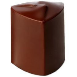 Chocolate Mold Triangle Pillar 22x21mm x 28mm High, 24 Cavities by Pavoni - 22 Chocolate Mold
