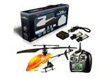 RC 2,4 GHz Helikopter SuperDrift X2 ferngesteuerter Hubschrauber 4,5 Kanal 4 LCD