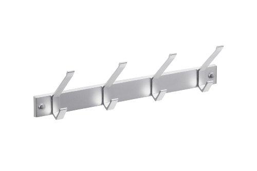 Meister Hakenleiste Aluminium, 4 Haken, 262839