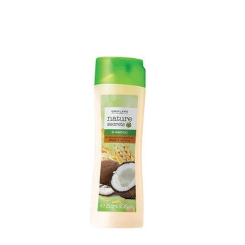 Nature Secrets Shampoo for Dry and Damaged Hair Wheat & Coconut