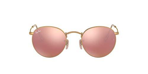 Ray-Ban MOD. 3447 Ray-Ban Sonnenbrille MOD. 3447 Rund Sonnenbrille 50, Gold
