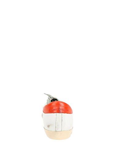 Golden Goose, Chaussures basses pour Homme Arancio