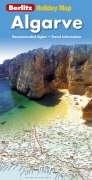 Algarve Berlitz Holiday Hap (Berlitz Holiday Maps)