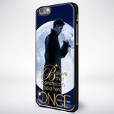 Once Upon a Time Captain Hook for Iphone and Samsung Galaxy Case (iPhone 6/6s black)