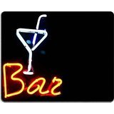 neon-bar-martini-glasses-sign-mouse-pads-customized-made-to-order-support-ready-9-7-8-inch-250mm-x-7