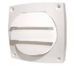 Selbsttätige Verschlussklappe für CATA Wand-/Fensterventilator LHV 190