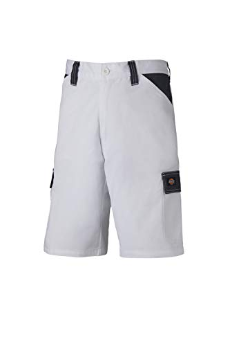 Dickies Workwear Herren Shorts Short Everyday Mehrfarbig White/Grey DE 46 (UK 32) -