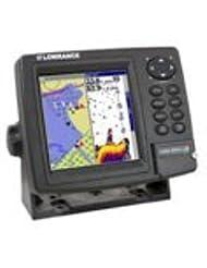 Echolot + GPS Kombigerät Lowrance LMS 334 Ci