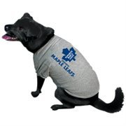 NHL Toronto Maple Leafs Pet T-Shirt, Team Color