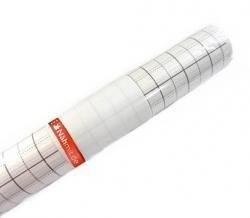 Seidenpapier mit Raster 80cm breit, 15m Rolle -Exklusiv nur bei TOKO-Kurzwaren- -