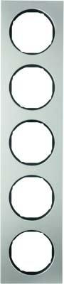 Hager 10152204 interruptor de luz Acero inoxidable - Interruptores de luz (Acero...