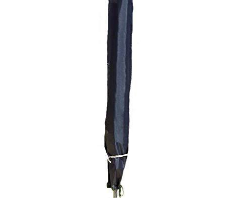 Housse de protection parasol parasol 265x40//70//50 couvercle capot de protection