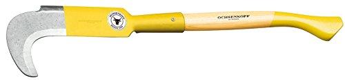 OCHSENKOPF OX 70 H-0905 Einhand-Kultursichel, mit Hickorystiel