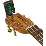 Lanikai Co-ut Para ukelele Digital-de pinza-con pila-diseñado para el ukelele ya que tiene un modo para este instrumento