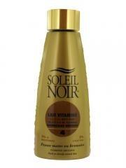 Soleil Noir Lait Vitaminé Bronzage Intense SPF 4 150 ml