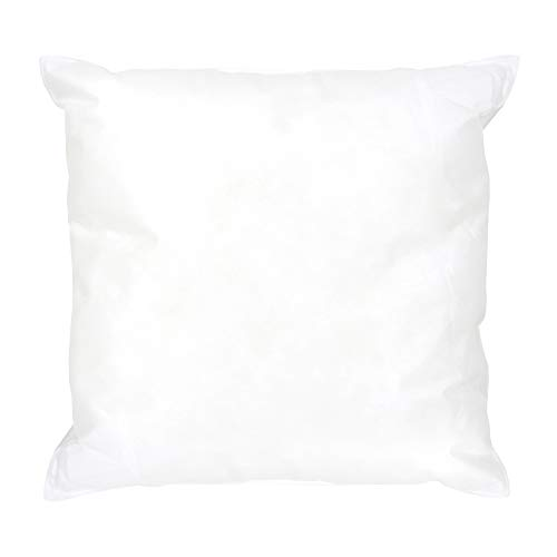 Coussin à recouvrir 40x40 cm, garnissage Fibres polyester - coussin Mal