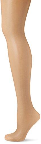 Fiore Damen Strumpfhose Shapingstrumpfhose Total-Slim Bodycare, 20 Den, Braun (Natural 015), X-Large (Herstellergröße:5) (Strumpfhose Spanx-control Top)