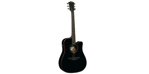 LAGDreadnought Gitarre