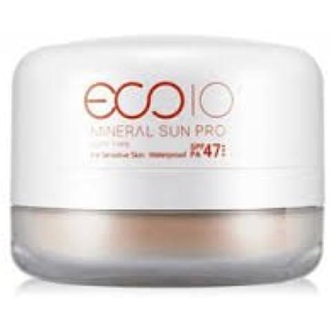 [Mizon @ corsie] Eco 10Sun Pro, BB minerale, polvere, spa47/PA