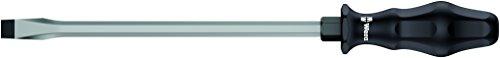 Preisvergleich Produktbild Wera 334 Schlitz-Schraubendreher  Werkstattklinge, 2,5 x 14 x 250 mm, 1 Stück, 05018274001