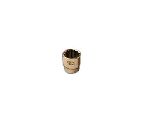"""Ega-master 77823 - Strappare 3/4 """"- 55 mm candela arrestare al-bron (12 canzoni)"""