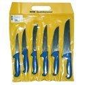 Messerset 6-teilig blau - Dick Ergo Grip