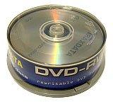 Traxdata Dvd-rw 4x 25er Spindel