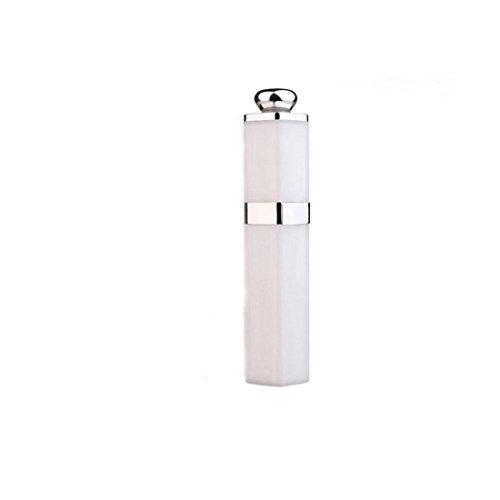 CFZHANG Parfüm Flasche Luftbefeuchter Nano Spray Schönheit Wasser Meter tragbare mobile Macht , white